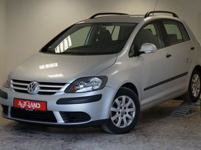 gebraucht VW Golf Plus 1.6 Comfortline AAC ALU Tempomat