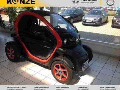 gebraucht Renault Twizy Intens schwarz LM-Felgen Scheibe