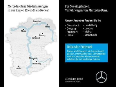 gebraucht Mercedes 350 GLCCoupé SportP COMAND ILS Memory 360Grad AHK