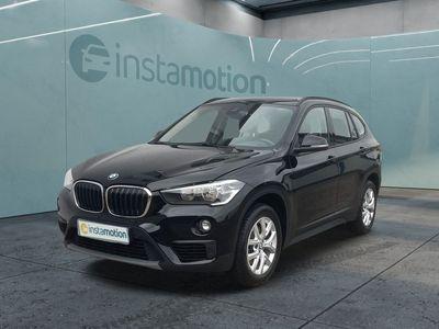 gebraucht BMW X1 X1sDrive18i Advantage*Navi*PDC*SZH*M-Line*Alu