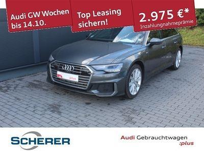 gebraucht Audi A6 Avant 50 TDI S line LEDER/NAVI/B&O/LED/EU6