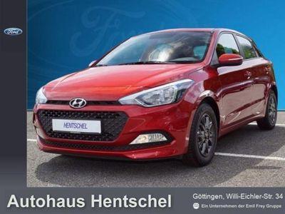 gebraucht Hyundai i20 1.2 Trend *KLIMA*
