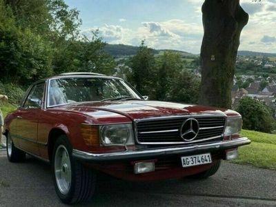 gebraucht Mercedes 450 Mercedes Benz SLCsehr selten !! Oldti...