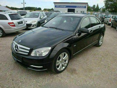 gebraucht Mercedes C250 CGI BE Avantgarde Comand/Xenon/Sitzheizung
