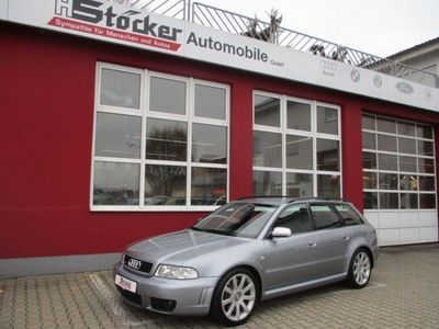 gebraucht Audi RS4 RS4Avant 2.7 quattro Leder, Navi, Xenon, GRA