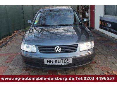 gebraucht VW Passat Lim. Highline V5 Leder/Xenon/Sithz/Voll
