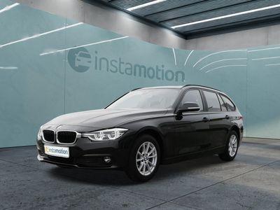 gebraucht BMW 316 316 dA Touring Navi PDC LED Sitzheizung