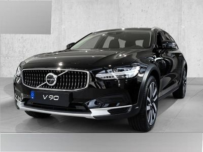 gebraucht Volvo V90 CC Pro AWD D5 EU6d-T Leder LED Navi StandHZG e-Sitze ACC RÃŒckfahrkam.