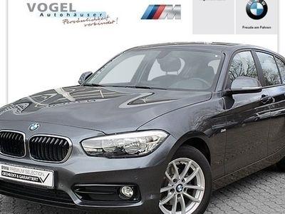 gebraucht BMW 118 i 5-Türer Modell Sport Line Euro 6 PDC
