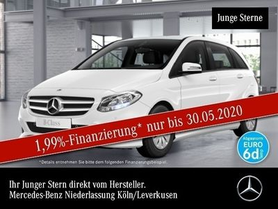 gebraucht Mercedes B180 Keyl-GO Navi Sitzh Temp