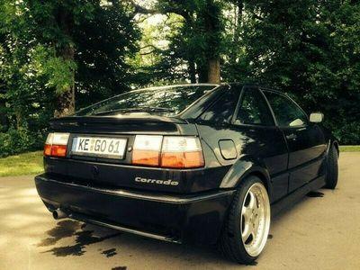 gebraucht VW Corrado 2.0, 17-Zoll, Gewinde, LPG