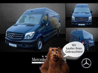 gebraucht Mercedes Sprinter 319 CDI Mixto Hochdach Lang Navi/Xenon