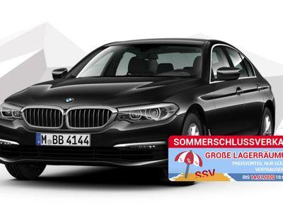 gebraucht BMW 520 d Aut. Leder Nav el.Heck el.Sitze Kam DAB