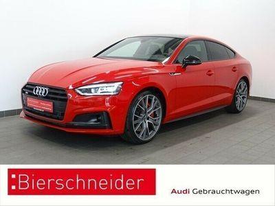 gebraucht Audi S5 Sportback TDI NAVI LEDER MATRIX KAMERAS 20 AHK ASSIST-PAKETE B&O HEAD-UP PANORAMA