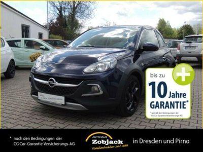 gebraucht Opel Adam Rocks 1,4 Lenkradheizung Sitzheizung