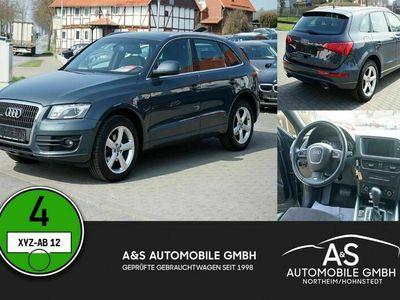 gebraucht Audi Q5 2.0 TFSI quattro S-Line Xenon Navi Automatik als SUV/Geländewagen/Pickup in Northeim/OT Hohnstedt