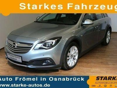 gebraucht Opel Insignia Country Tourer 2.0 CDTI Automatik 4x4