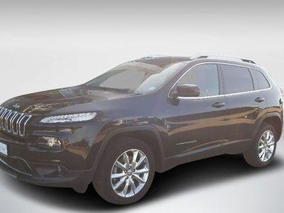 gebraucht Jeep Cherokee 2.0 Multijet Limited