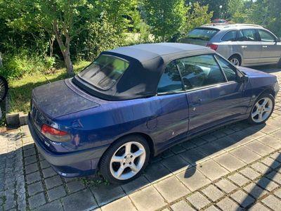 gebraucht Peugeot 306 Cabriolet 1.6 Saint Tropez