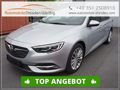 gebraucht Opel Insignia 2.0 CDTI Sports Tourer Edition*Navi*LED*