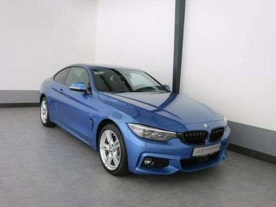 gebraucht BMW 420 d xDrive Coupe M Sportpaket Head-Up Stop&Go