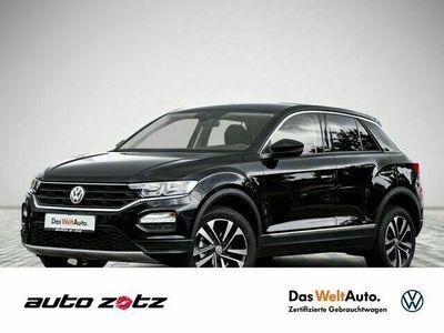 gebraucht VW T-Roc UNITED 1.5 TSI Navi Garantie bis 07/2025