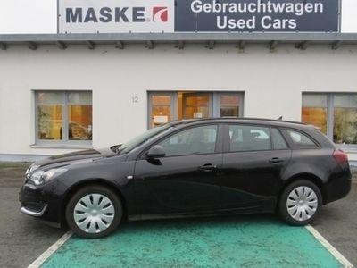 gebraucht Opel Insignia 1.6 CDTI Selection Aut. Klima SHZ Navi