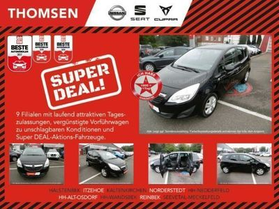 gebraucht Opel Meriva B 1.4 Design Edition E5 Anhängerkupplung