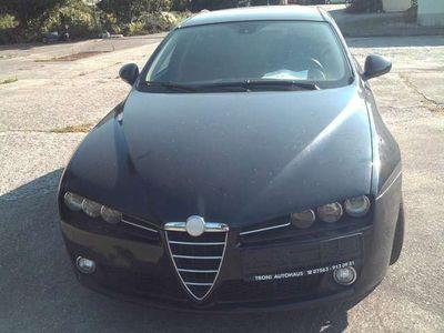 gebraucht Alfa Romeo 159 Sportwagon 1.9 JTDM 16V DPF Automatik Distinctive