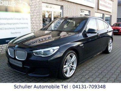 gebraucht BMW 550 Gran Turismo 550i xDrive/Vollleder/Entertainment