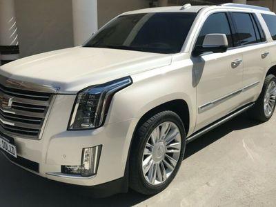 gebraucht Cadillac Escalade 6.2 V8 Platinum Autom.