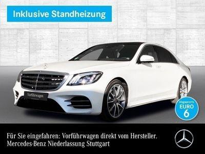 "gebraucht Mercedes S560 4M AMG Park Entertainment 20""LMR Pano Sthg"