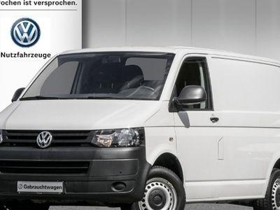 gebraucht VW Transporter T5 Kasten 2.0 TDI KR