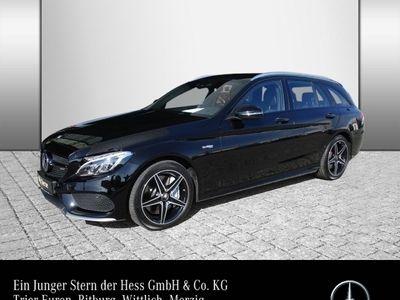 gebraucht Mercedes C43 AMG AMG T 4M Burmester+Comand+Fahrassist.+LED