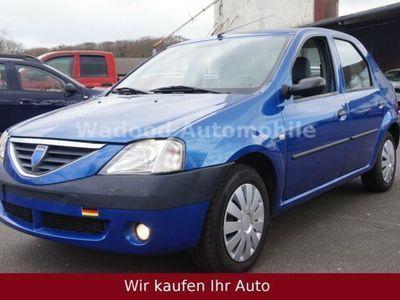 gebraucht Dacia Logan 1.6 Laureate+2. HAND+KLIMA+SERVO