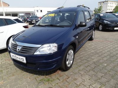 gebraucht Dacia Logan 1.6 MCV