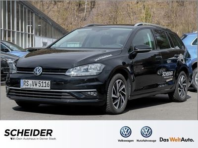 gebraucht VW Golf Variant 1.6 TDI DSG Join Navi Shzg PDC