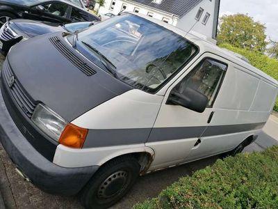 gebraucht VW T4 T4Langer Radstand 2,9m Ladefläche AHK Campingumau