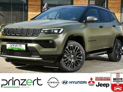 gebraucht Jeep Compass MY21 1.3 4xe PHEV AT 80th Anniversary