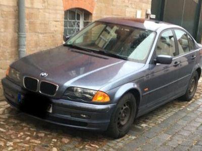 used BMW 318 i E46