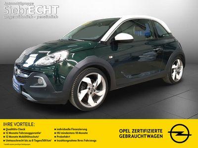 gebraucht Opel Adam Rocks 1.0*Navi*IntelliLink*PDC*SHZ*uvm