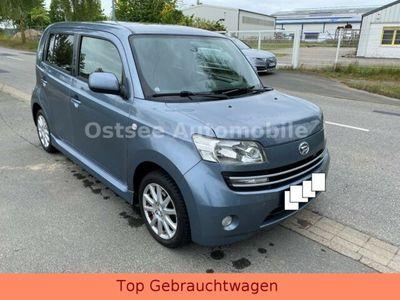 gebraucht Daihatsu Materia 1.3 TÜV NEU! 1 HAND! SCHECKHEFT