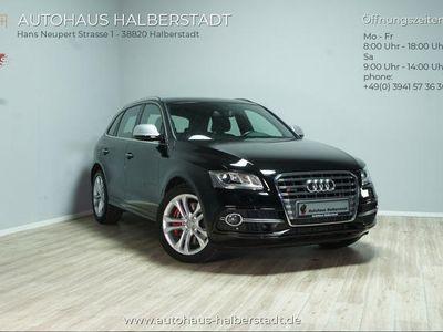 gebraucht Audi SQ5 3.0 TDI competition/StHz/B.u.O./AHK/ACC+Spur