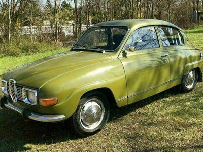 gebraucht Saab 96 V4 - 1972 -TÜV und H-Gut...