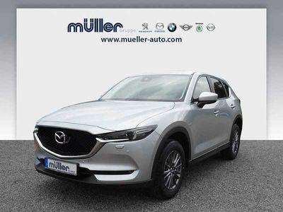 gebraucht Mazda CX-5 2018 SKYACTIV-D 150 MT Signature +