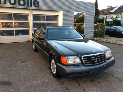 używany Mercedes 600 SEL ORIGINAL LACK KEIN ROST ORIGINAL KM