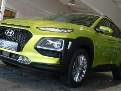 "gebraucht Hyundai Kona 1.0 T-GDI Trend, 17"" ALU, NAVI,Voll-LED,NSW"