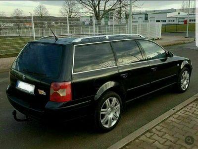 gebraucht VW Passat 1.8T 3 BG /Klimaaut/eFH/AHK/Alu/TÜV...