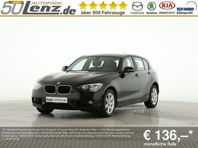 used BMW 118 i KLIMAAUTOMATIK PDC SITZHEIZUNG