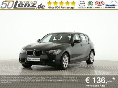 gebraucht BMW 118 i KLIMAAUTOMATIK PDC SITZHEIZUNG